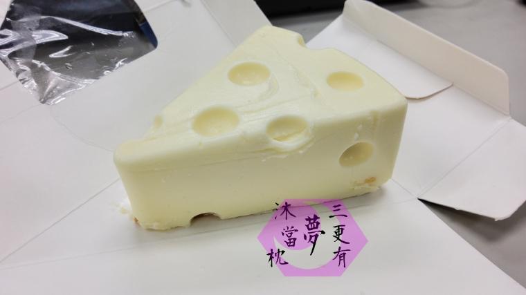 醒日記全聯一塊乳酪蛋糕