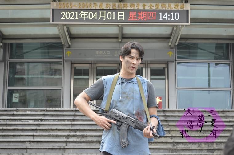 屍蹤報導帥傭兵NPC